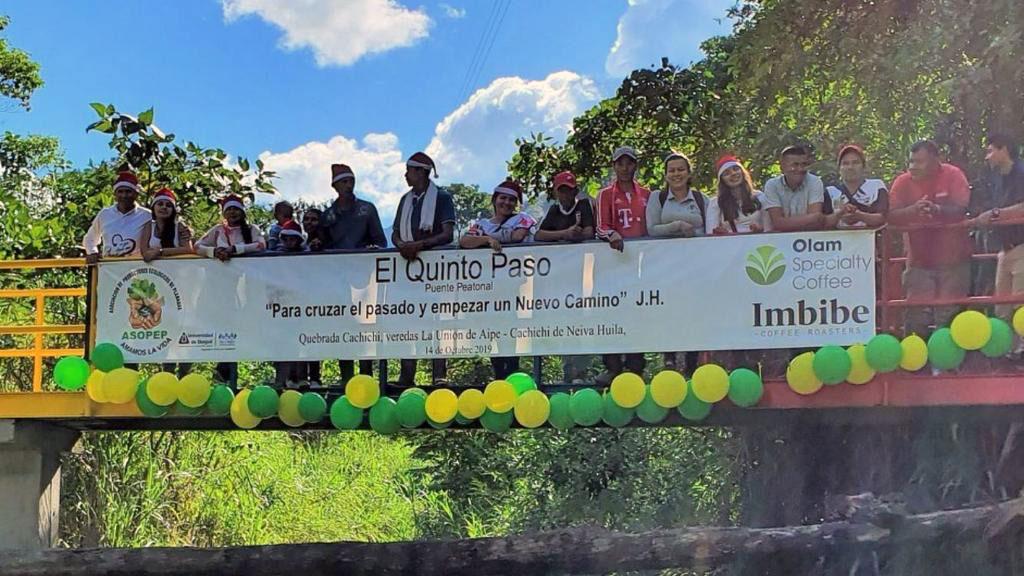 Bridge Tolima Colombia Final