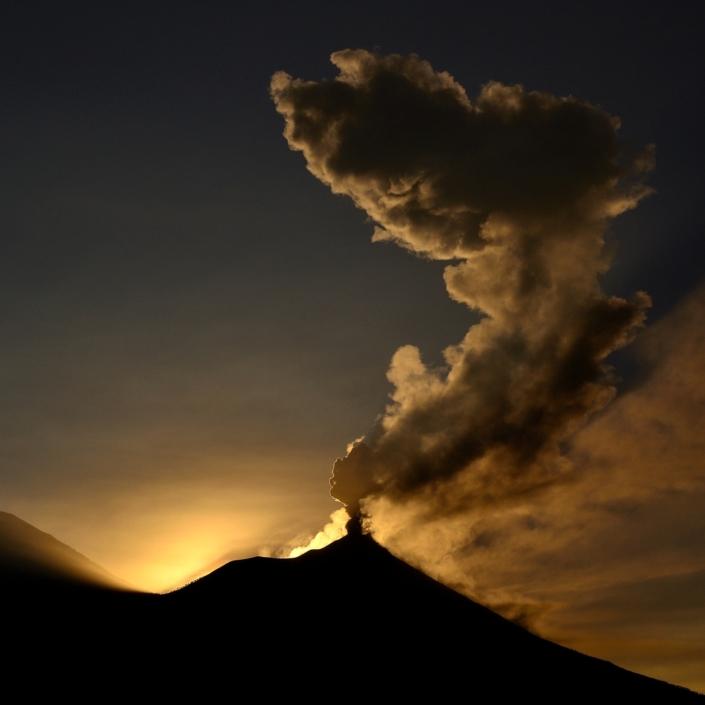 Guatemala San Rafael